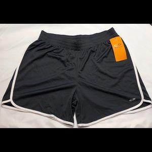62f075fd20cb Champion · Champion Duo Dry Size Medium Grey White Shorts NWT